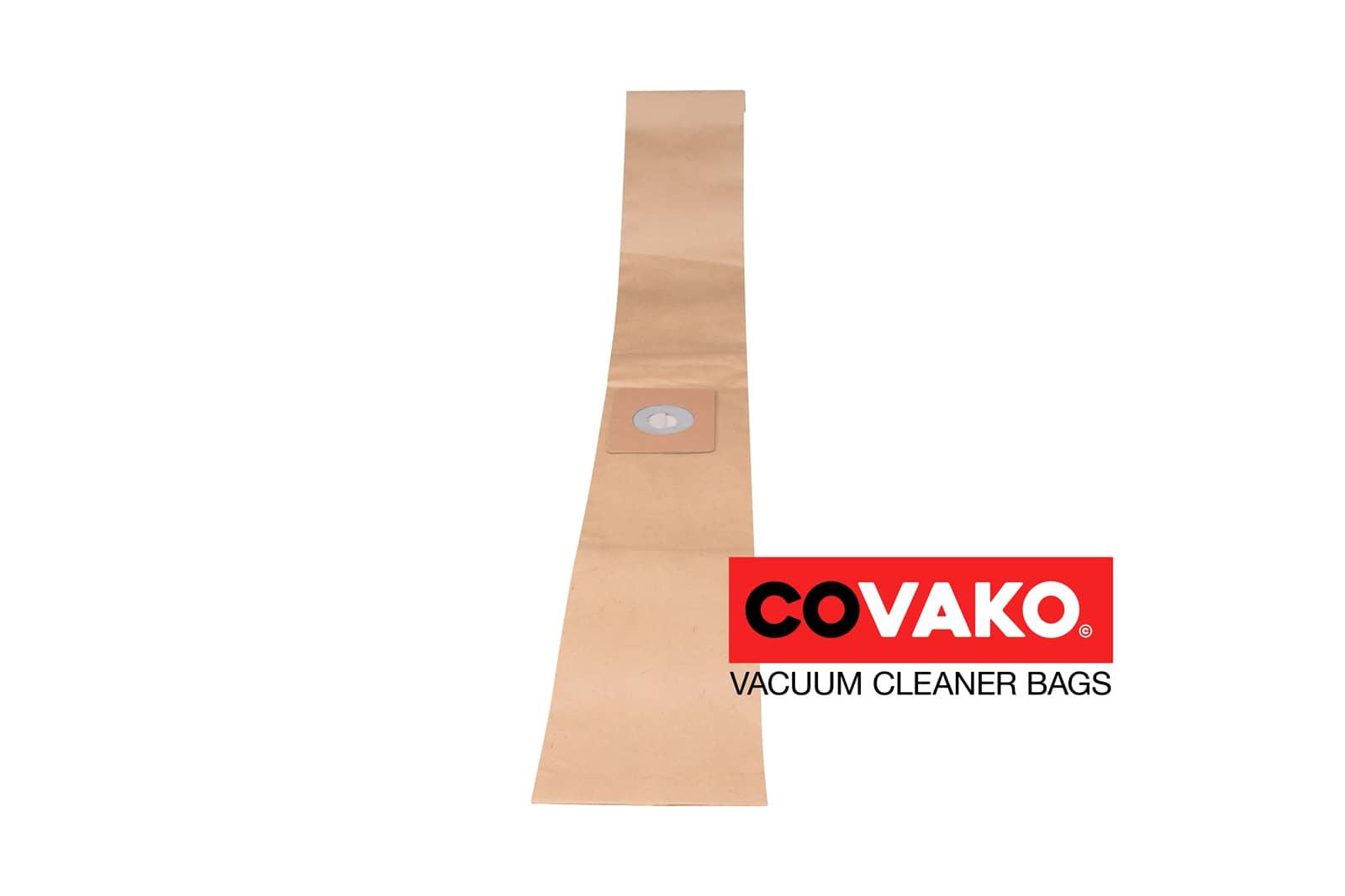 Clean a la Card Silent 10 / Papier - Clean a la Card Staubsaugerbeutel