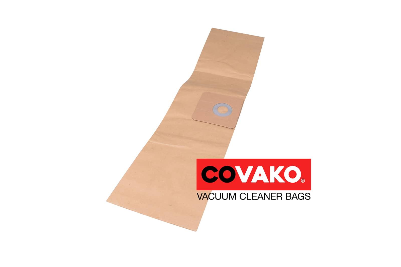 Cleanfix S 10 Plus Hepa / Papier - Cleanfix Staubsaugerbeutel