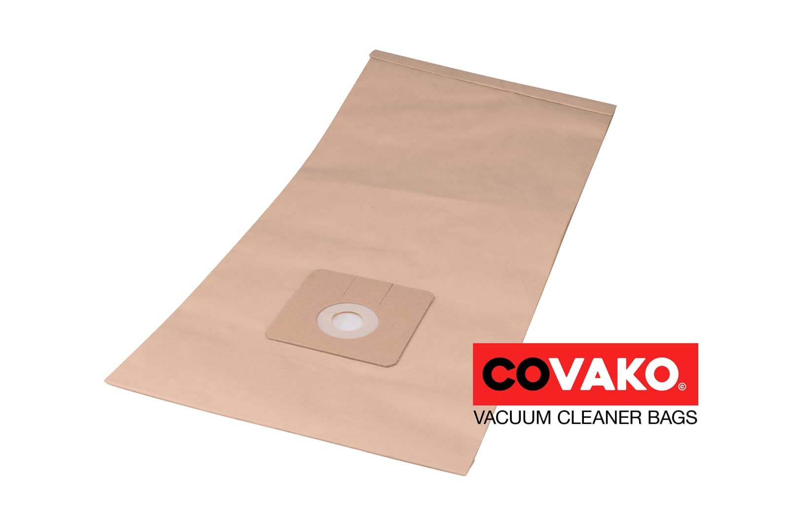 Ecolab Blue Vac XL / Papier - Ecolab Staubsaugerbeutel