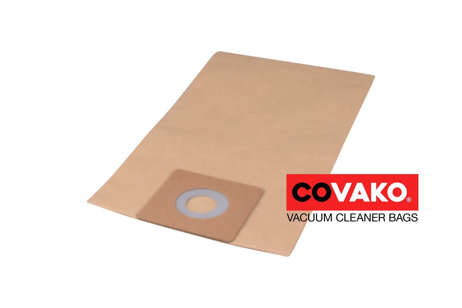 Gansow YP 1/6 Eco B / Papier - Gansow Staubsaugerbeutel