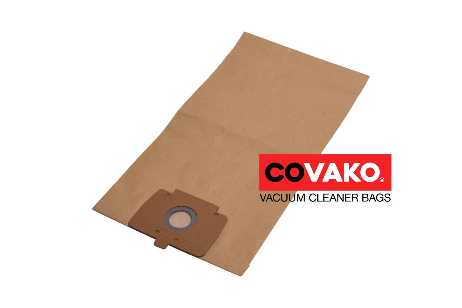 Hako Supervac 100 / Papier - Hako Staubsaugerbeutel