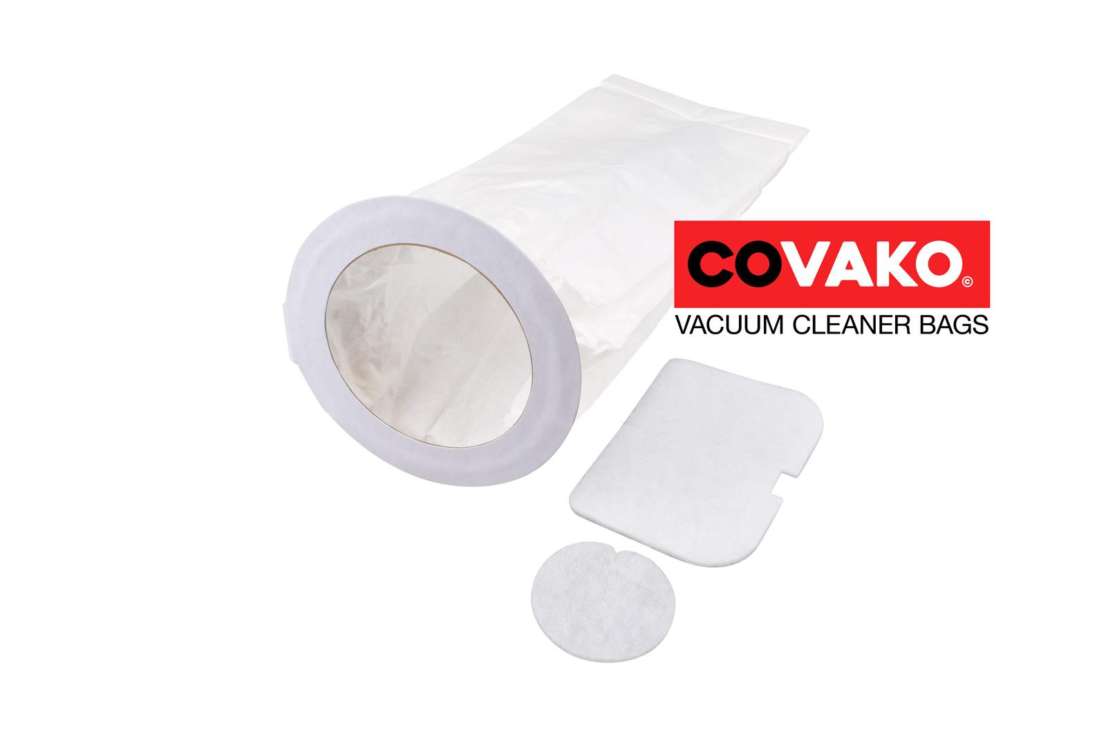 Wap GD 5 / Papier - Wap Staubsaugerbeutel