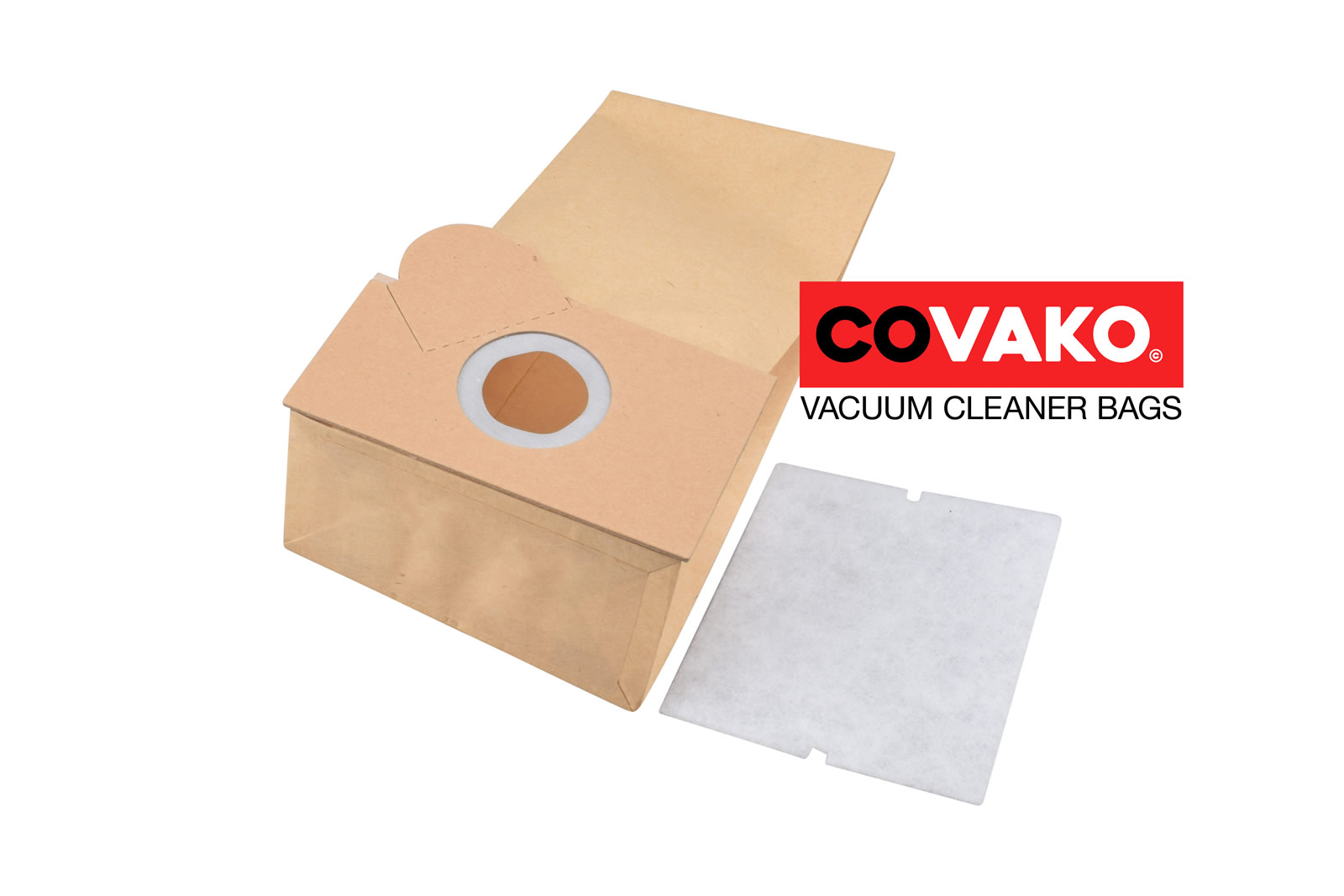 Fakir 1505 Ultra Saugaggregat / Paper - Fakir vacuum cleaner bags