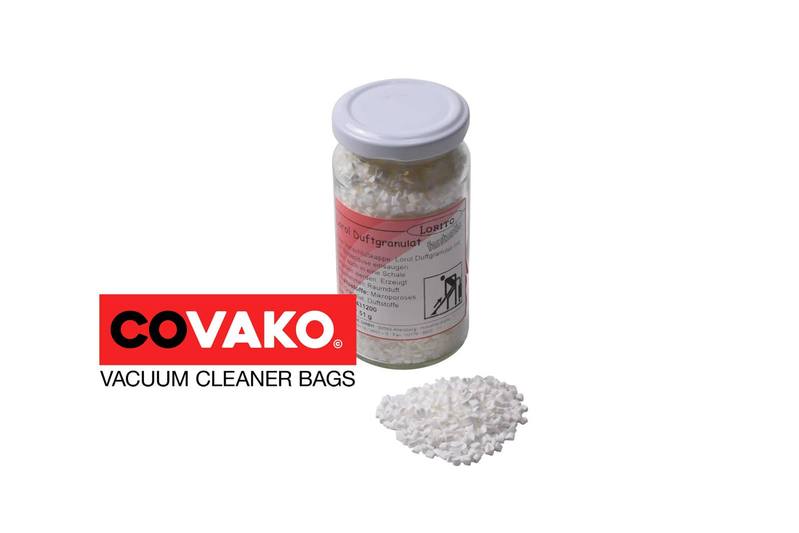 Duftstoffe / Part Item - Duftstoffevacuum cleaner bags