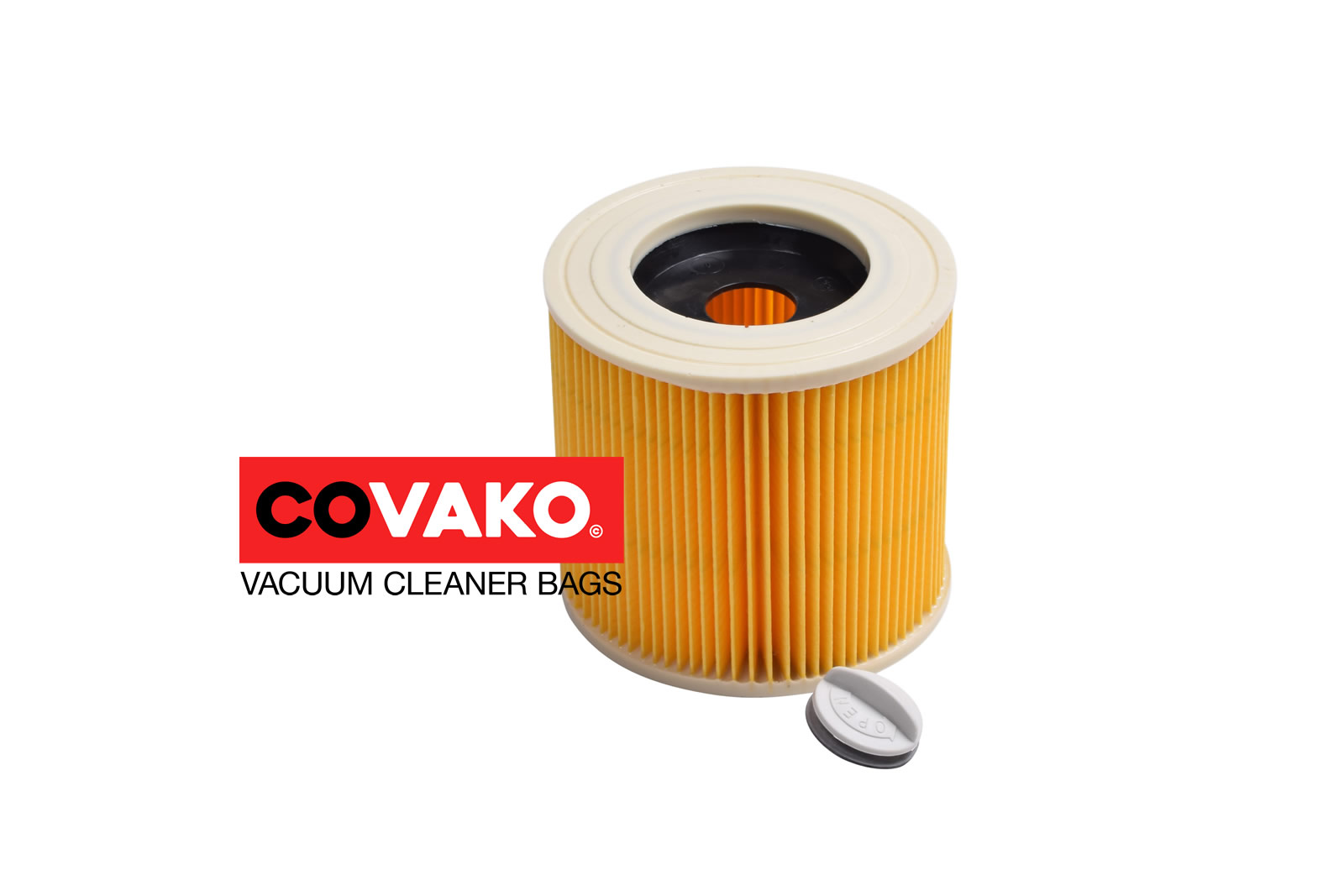 Exhaust air filter / Part Item - Abluftfiltervacuum cleaner bags