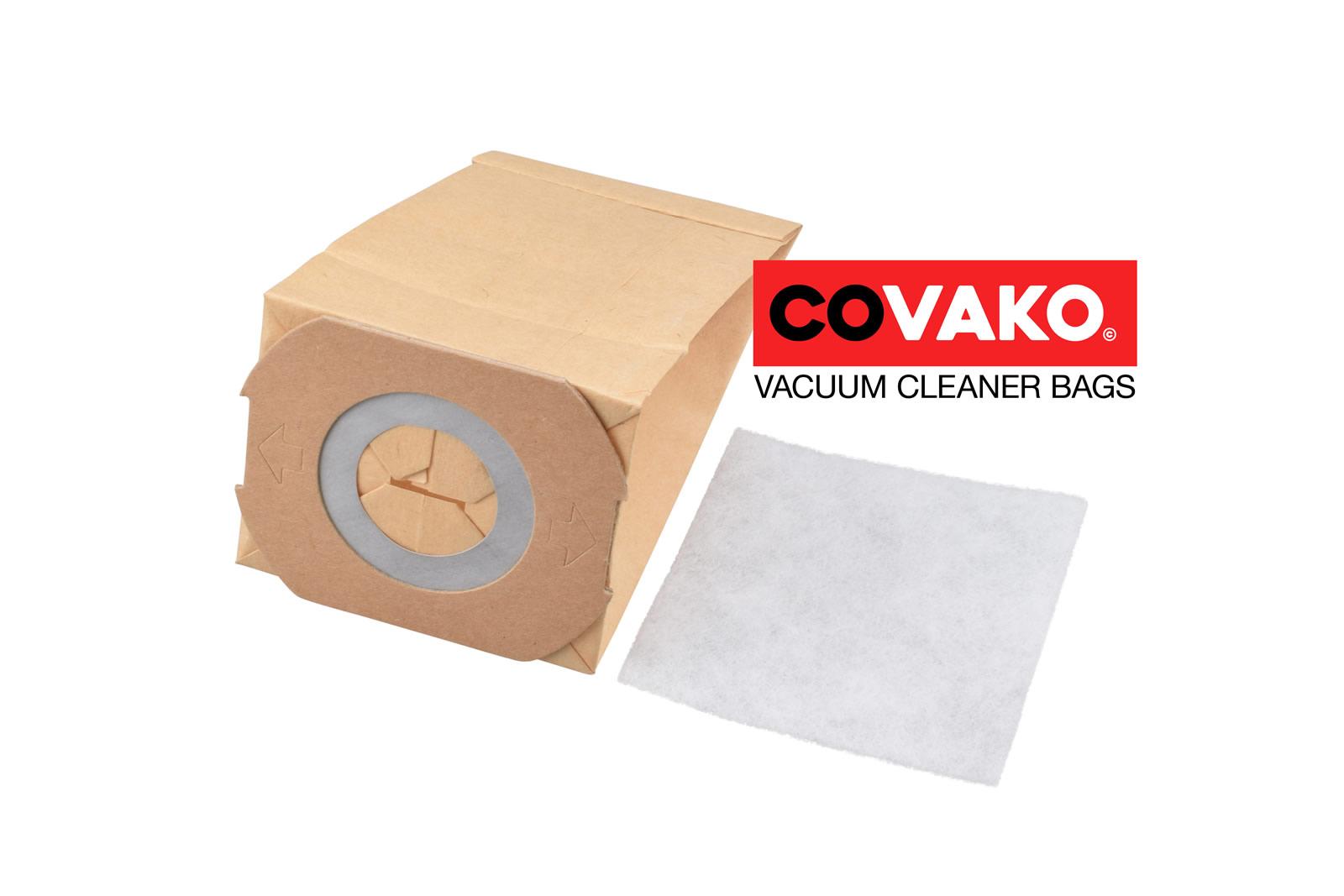 Omega Contur HSS 09/3 / Paper - Omega vacuum cleaner bags