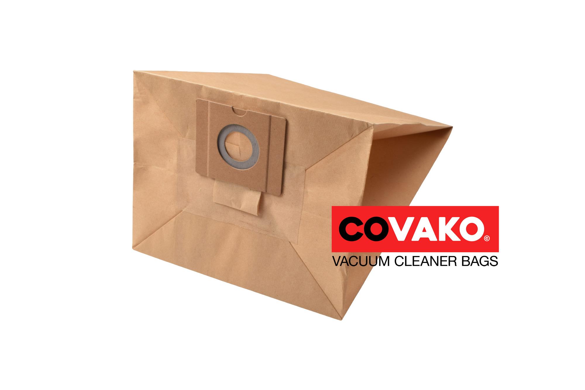Comac Q-be good / Papier - Comac sacs d'aspirateur