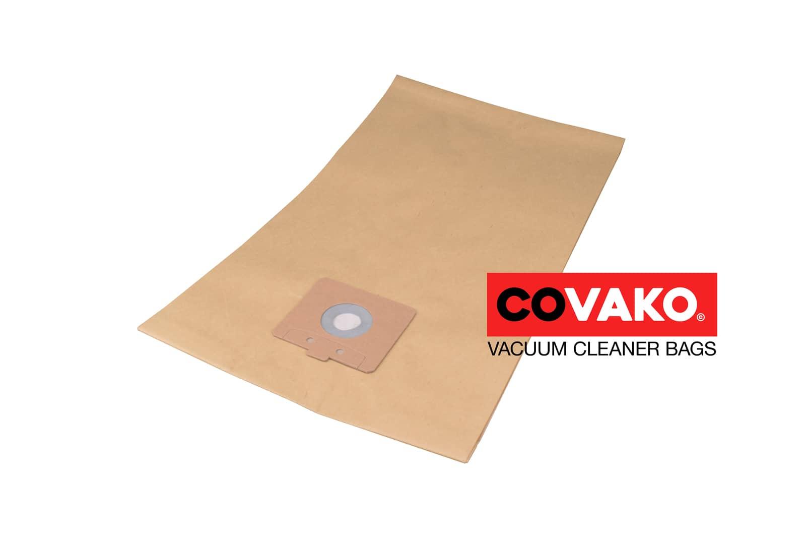 Johnson Diversy Vacumat 12 / Papier - Johnson Diversy sacs d'aspirateur