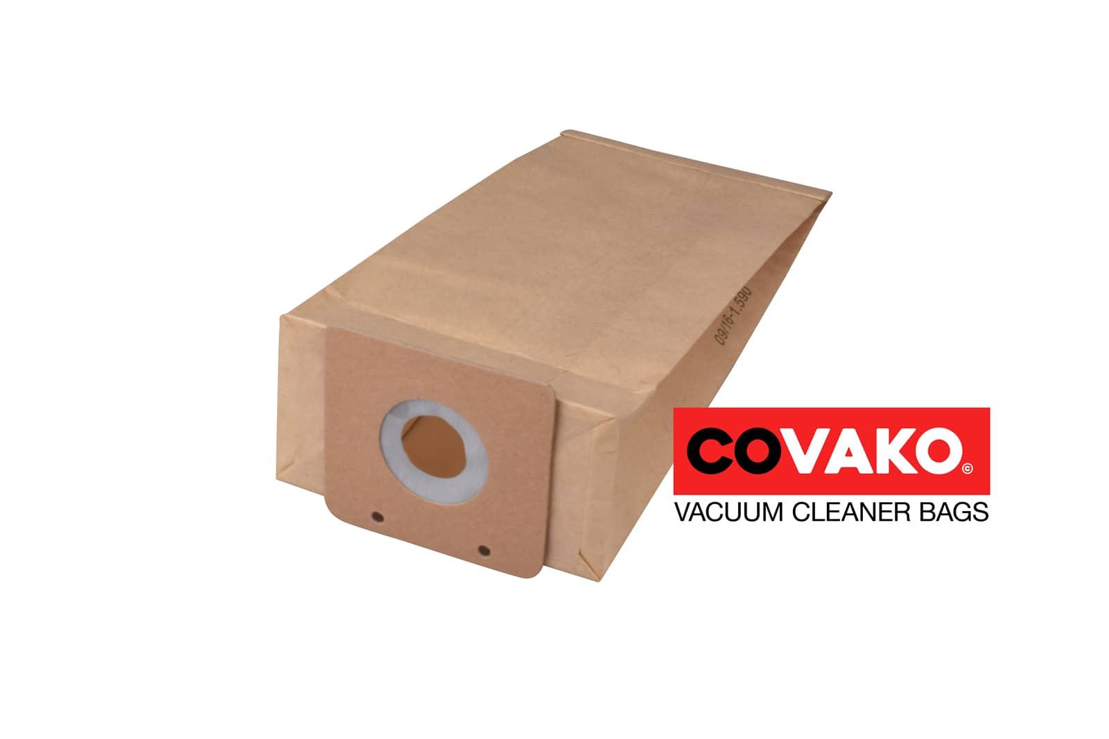 Kärcher BV 5/1 / Papier - Kärcher sacs d'aspirateur