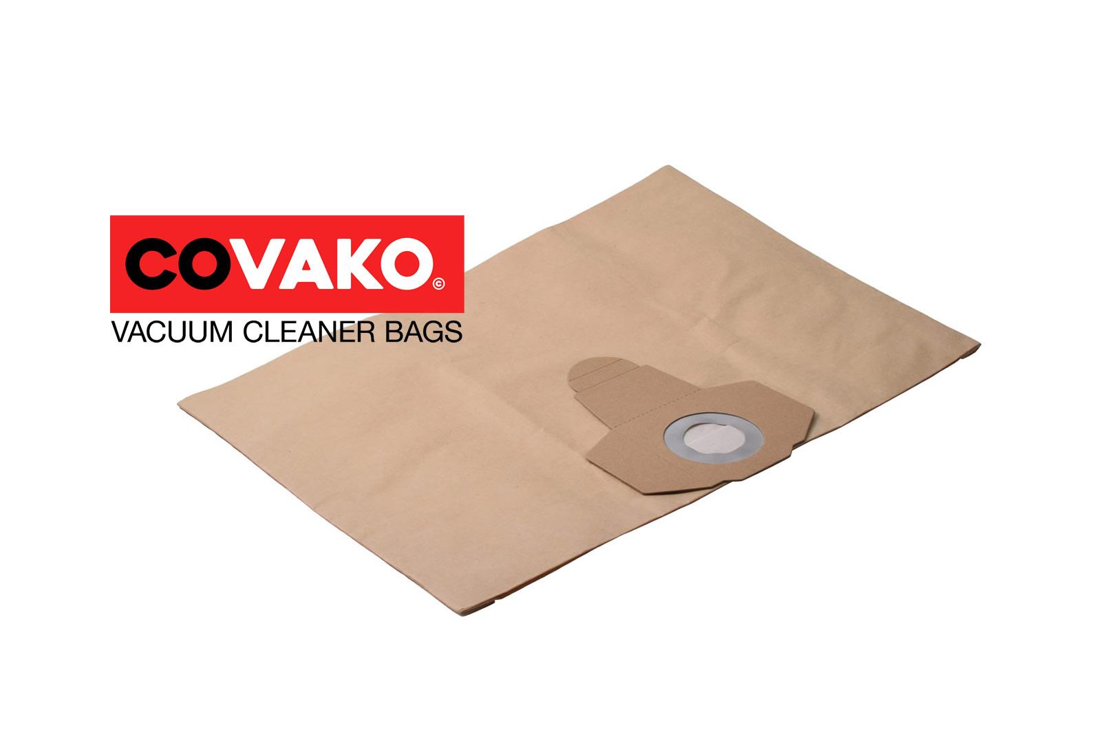 Parkside PNTS 1250 / Papier - Parkside sacs d'aspirateur