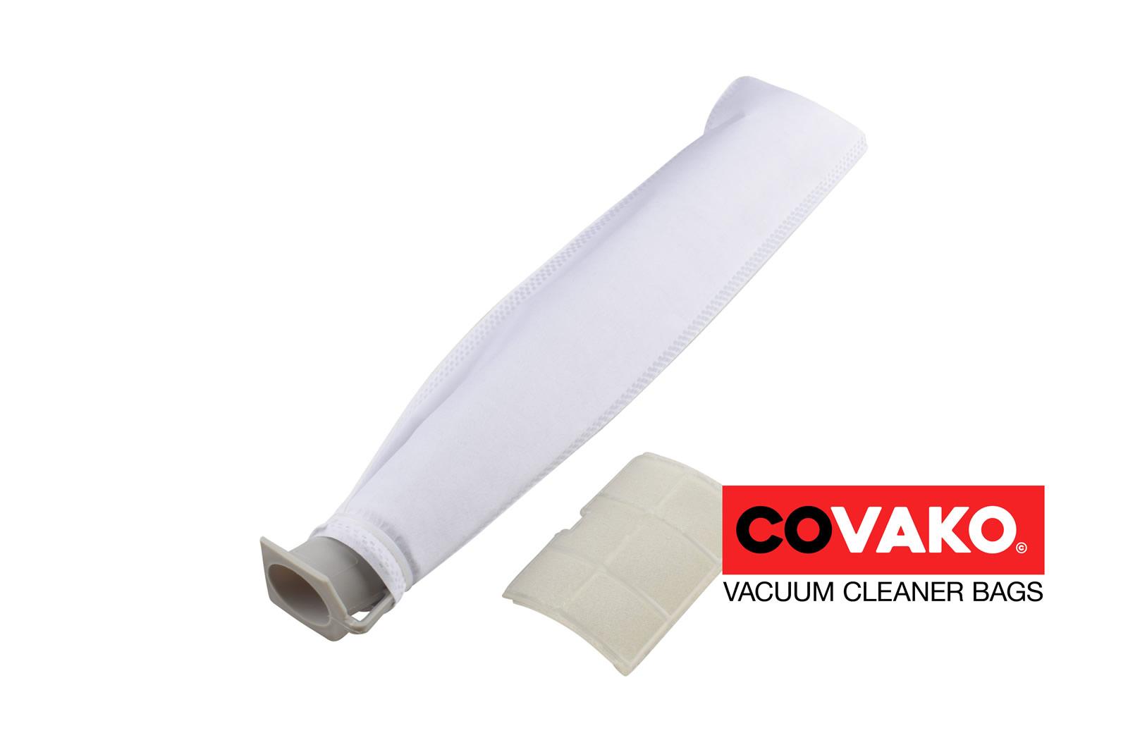 Micro Filtre + Filtre á air extrait / Partie - Micro-Hygiene-Filter + Abluftfiltersacs d'aspirateur