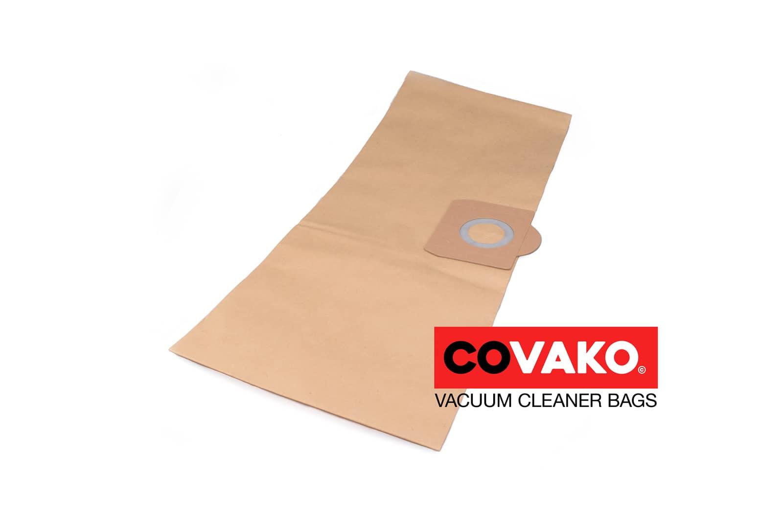 Tennant V 10 / Papier - Tennant sacs d'aspirateur