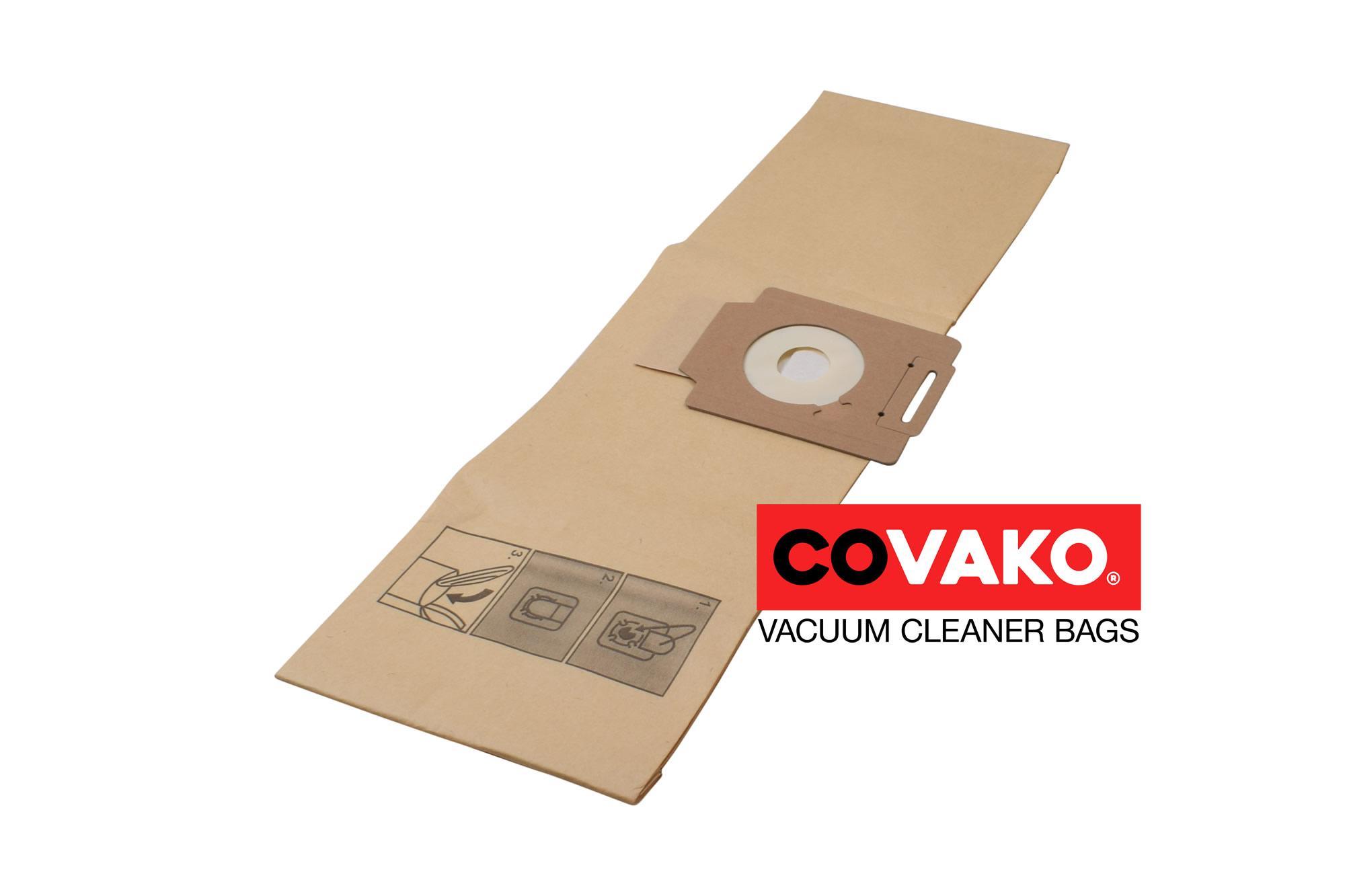 Wetrok Monovac 6 Plus / Papier - Wetrok sacs d'aspirateur