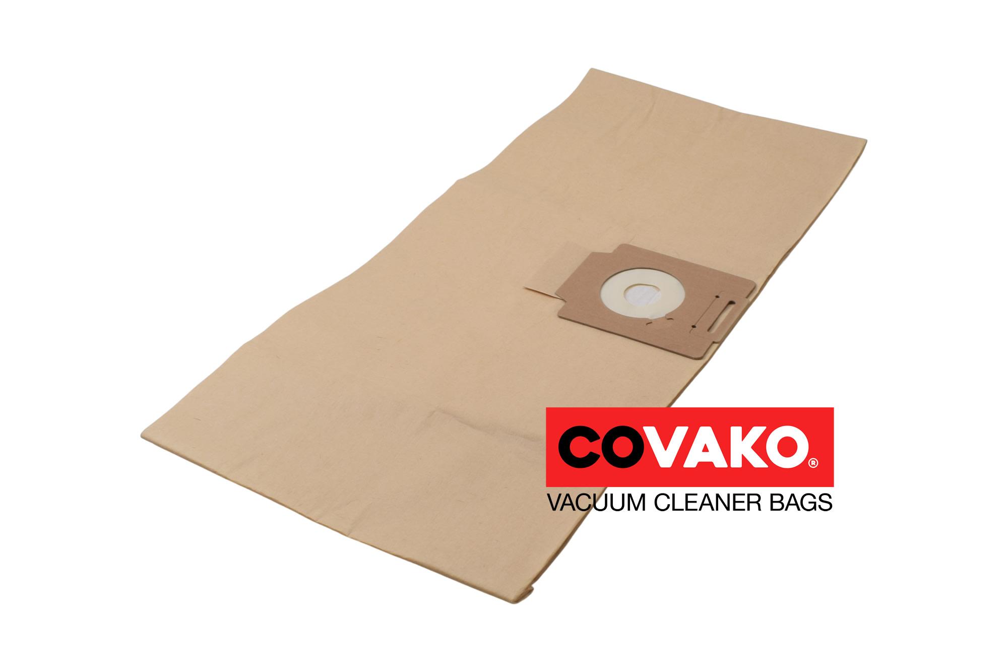 Wetrok Monovac 9 / Papier - Wetrok sacs d'aspirateur