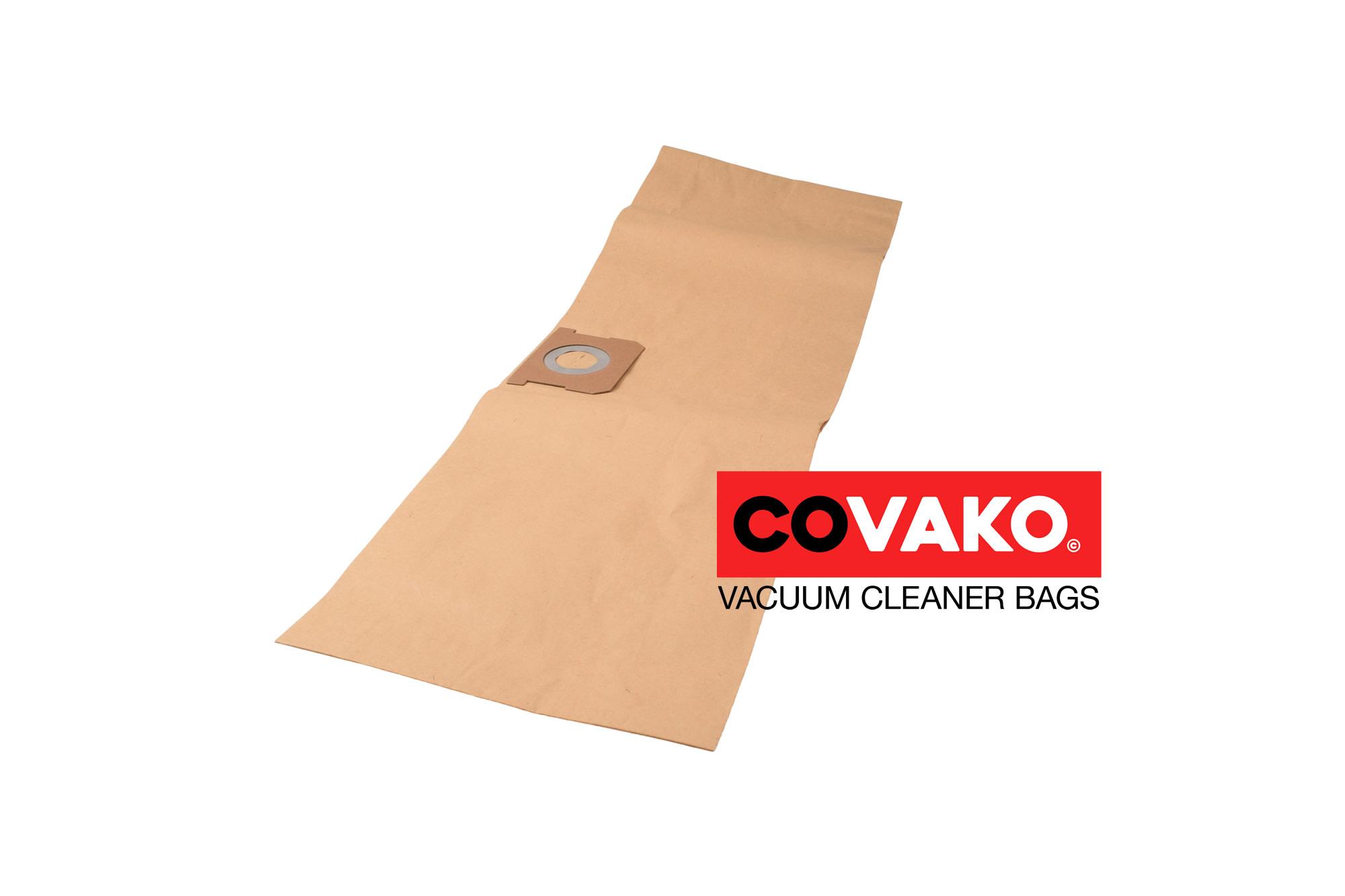 Bauhaus Shop Vac Pro 25 / Papier - Bauhaus stofzuigerzakken