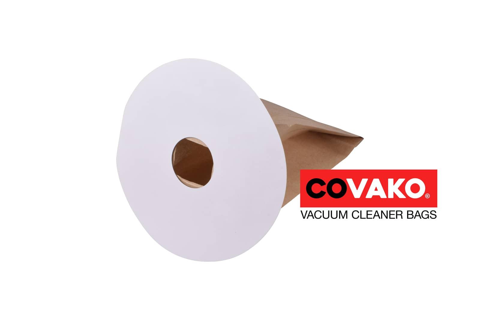 Clean a la Card Compacto Free Vac / Papier - Clean a la Card stofzuigerzakken