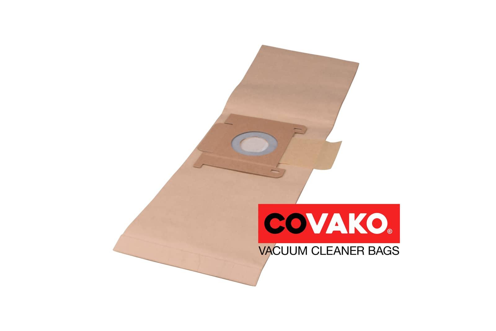 Clean a la Card I-vac C5 / Papier - Clean a la Card stofzuigerzakken