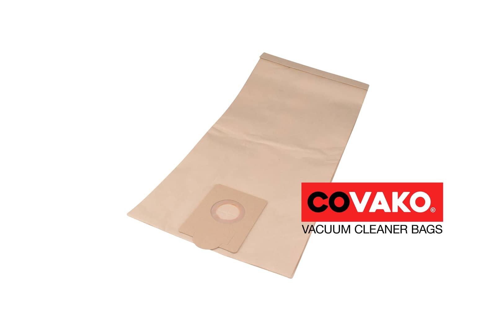 Clean a la Card K103200943 / Papier - Clean a la Card stofzuigerzakken