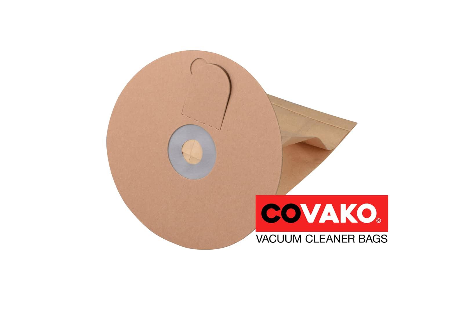 Clean a la Card Ruck Zuck / Papier - Clean a la Card stofzuigerzakken