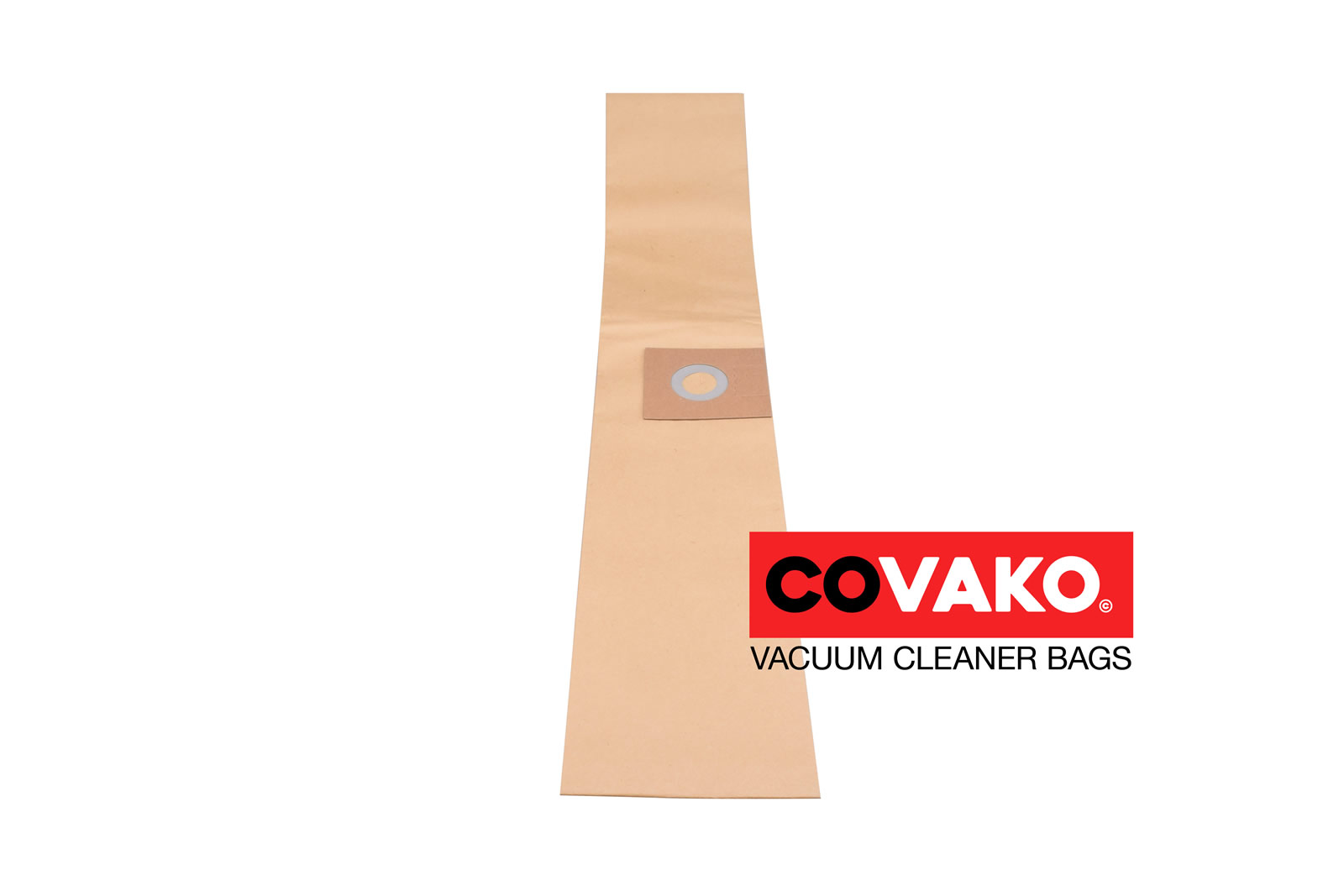 Comac Micro S / Papier - Comac stofzuigerzakken