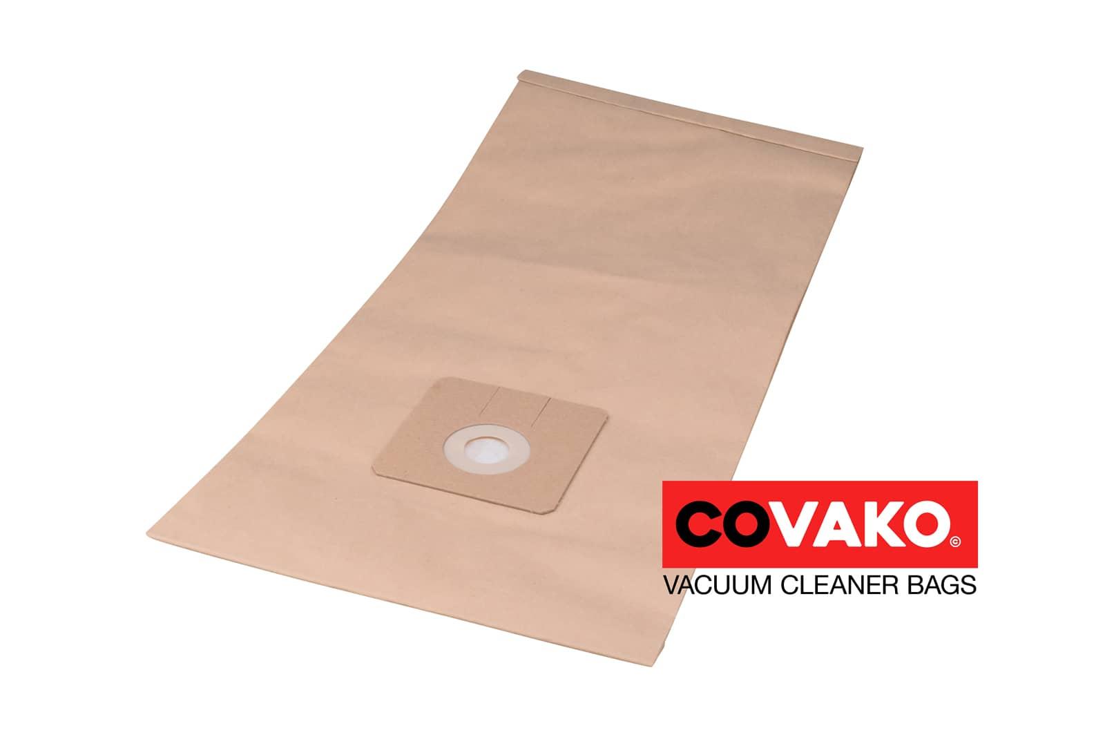 Ecolab Blue Vac XL / Papier - Ecolab stofzuigerzakken