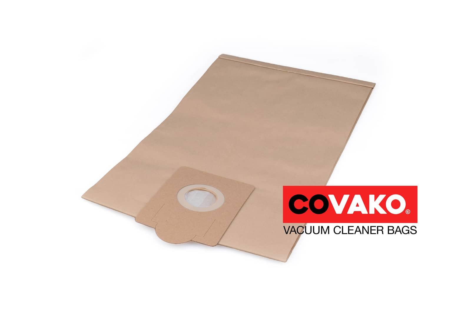 Eurom Force 1012 wet/dry / Papier - Eurom stofzuigerzakken