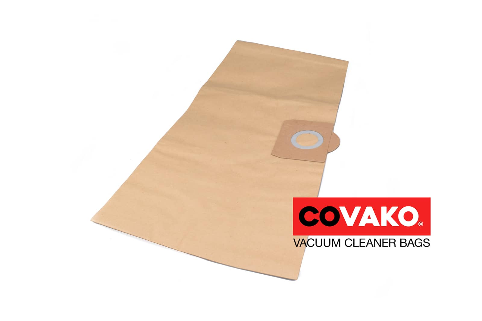 Gansow GP 1/27 W&D / Papier - Gansow stofzuigerzakken
