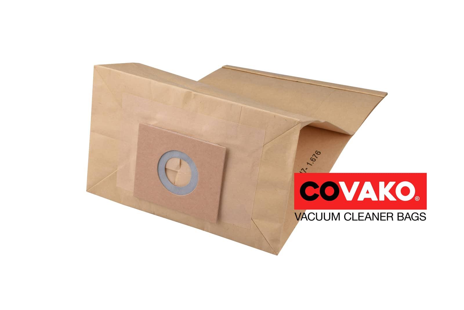 I-vac Dryver 15R / Papier - I-vac stofzuigerzakken