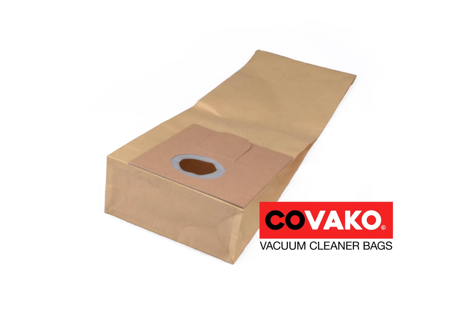 Ivac UP 350 / Papier - Ivac stofzuigerzakken