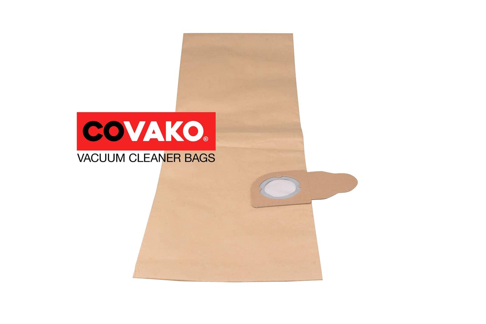 Nilfisk Aero 640 / Papier - Nilfisk stofzuigerzakken