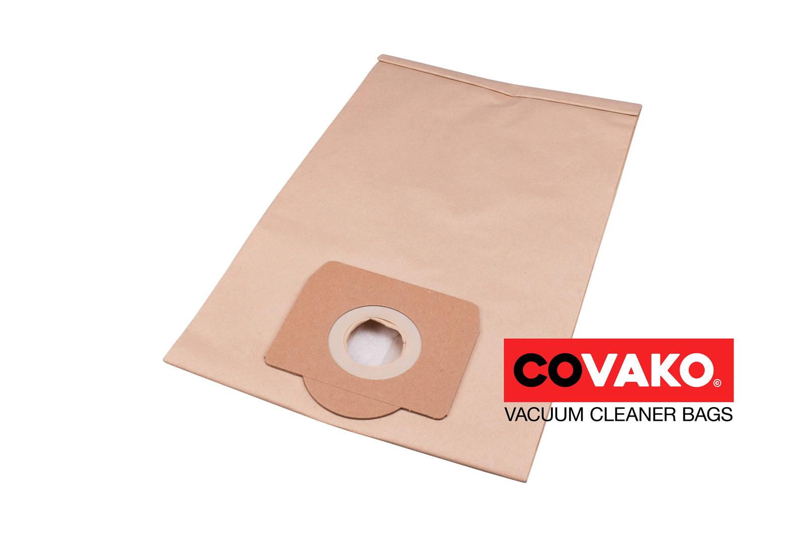 Soteco Topper 515 INOX / Papier - Soteco stofzuigerzakken