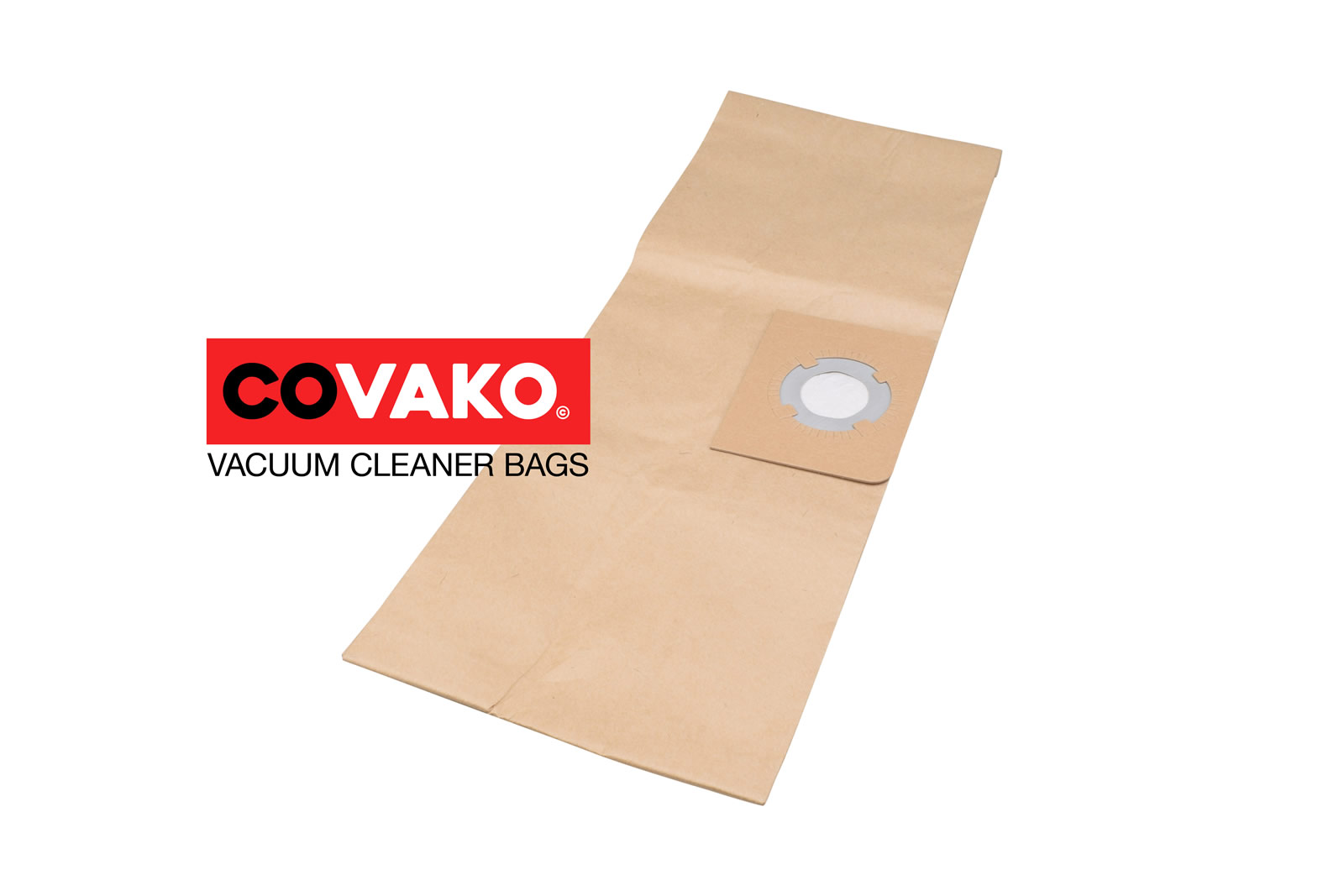 Universal 20 Liter / Papier - Universal stofzuigerzakken